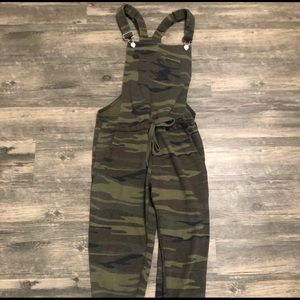 Z Supply Overall Joggers